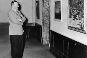 Paviešinta 1943 metų JAV žvalgybos ataskaita apie A. Hitlerį