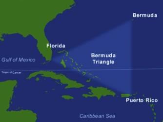 Bermudų trikampio paslaptis atskleista