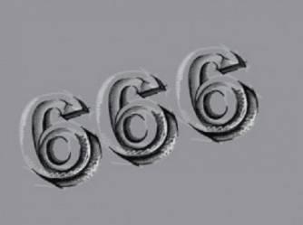 Skaičiaus 666 magija