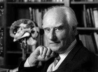Frensis Krikas, britų molekulinės biologijos mokslininkas