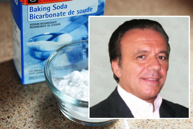 Daktaras Simoncini: vėžio gydymas soda