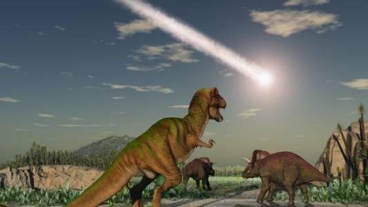 Mokslininkai: dinozaurai būtų išnykę ir be meteorito