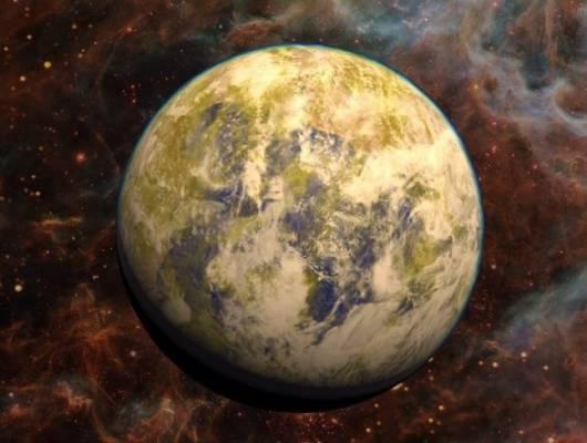 Potencialiai gyvenama planeta Gliese 832c