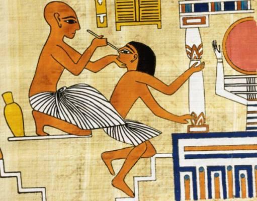 Senovės Egipto piešiniai