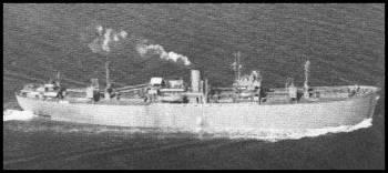 """Anglų krovininis garlaivis """"Staikino fortas"""" (Fort Stikine)"""