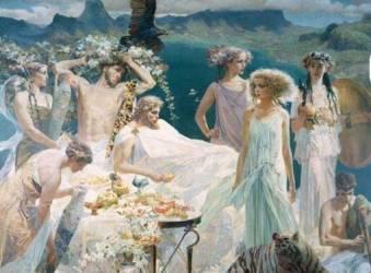 Kretos poetas Epimenidas pramiegojo 57 metus