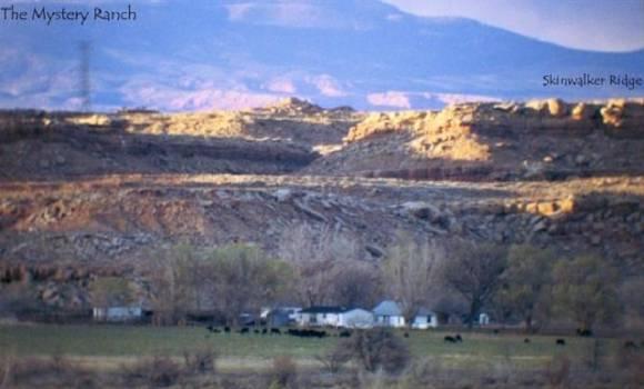 Bigelou arba Šermano ranča Jutos valstijoje