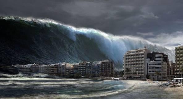 Paskelbtas pasaulinės katastrofos sąrašas