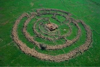 Dvasių ratas arba Rudžm el Chiri (Rujm al Hiri)