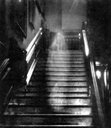 Žmonės-šešėliai iš paralelinio pasaulio, vaiduokliai